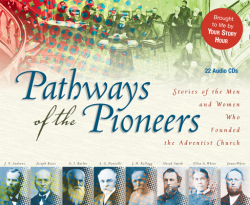 Pathways of the Pioneers cds cover