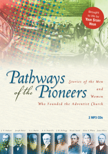 Pathways of the Pioneers mp3 cover