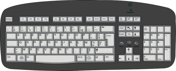 Keyboard_Computer_Clipart_Pictures