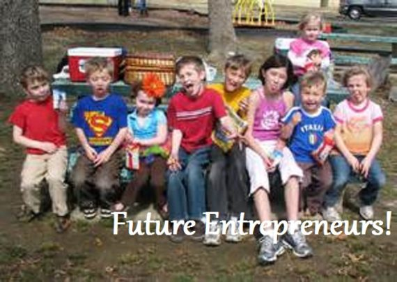 homeschooler to entrepreneur